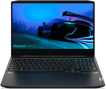 Ноутбук Lenovo IdeaPad Gaming 3 15ARH05 (82EY00C5RK) Onyx Black