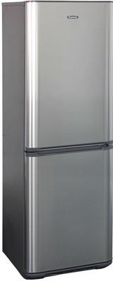 Фото - Двухкамерный холодильник Бирюса Б-I627 нержавеющая сталь холодильник бирюса б m70 однокамерный нержавеющая сталь