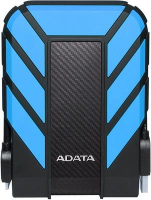Фото - Внешний жесткий диск (HDD) A-DATA AHD710P-2TU31-CBL BLUE USB3.1 2TB EXT. 2.5'' внешний жесткий диск hdd western digital wdbyvg0020bbl wesn blue usb3 2tb ext 2 5