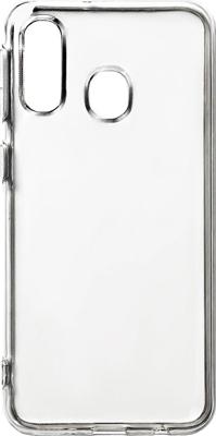 Чеxол (клип-кейс) Eva, для Samsung A30/A20 - Прозрачный (TR-A30/A20), Китай  - купить со скидкой