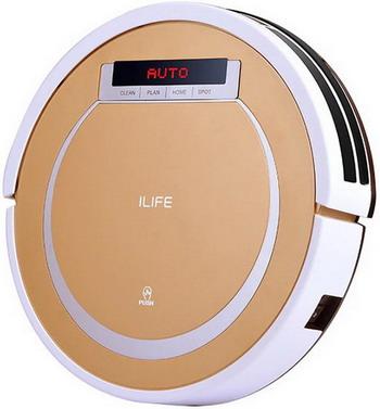 Робот-пылесос iLife