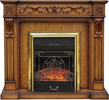 Каминокомплект Royal Flame Neapol с очагом Majestic BR (дуб антик)