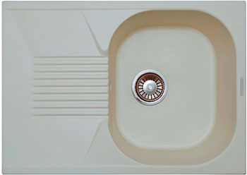 Кухонная мойка LAVA L.2 (CREMA)