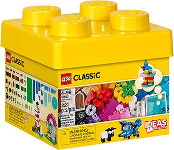 Конструктор Lego CLASSIC Набор для творчества 10692