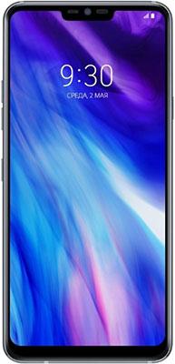 Смартфон LG G7 ThinQ 64Gb ледяная платина смартфон lg g7 thinq 64 гб черный g710emv