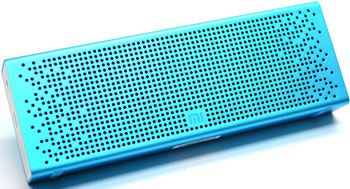 Колонка портативная Xiaomi Mi Bluetooth Speaker (Blue) MDZ-26-DB-QBH 4103 GL колонка портативная xiaomi mi bluetooth speaker gold mdz 26 db qbh 4104 gl