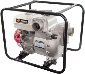цена на Мотопомпа бензиновая грязевая DDE PTR 80 H