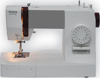 Швейная машина Toyota ERGO 17 D 5411450004466 toyota швейная машина