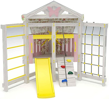 Игровой комплекс-кровать Савушка Baby-9