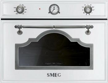 Встраиваемый электрический духовой шкаф Smeg SF 4750 VCBS smeg sf 4750 mpo