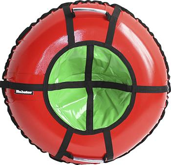 Тюбинг Hubster Ринг Pro красный-зеленый (90см) во4816-1 тюбинг hubster sport plus красный синий 90см во4188 3