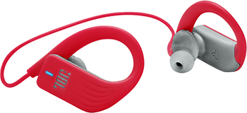 Вставные наушники JBL Endurance SPRINT красный JBLENDURSPRINTRED jbl endurance sprint red