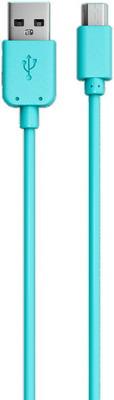 Кабель Red Line USB-micro USB синий