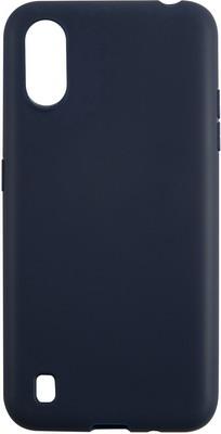 Чехол (клип-кейс) Red Line Ultimate для Samsung Galaxy A01 (SM-A015F) (синий) чехол red line для samsung galaxy a01 sm a015f book cover blue ут000019498
