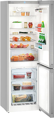 Двухкамерный холодильник Liebherr CNPef 4313-22