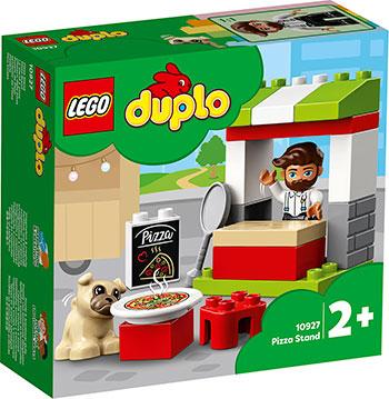 Конструктор Lego DUPLO ''Киоск-пиццерия''