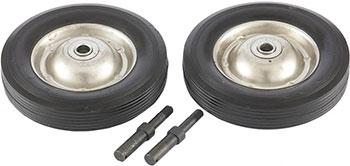 Набор ручек и колес Denzel Набор ручек и колес для транспортировки генераторов DENZEL 94625 (94636 94637 94638 94639 94693)