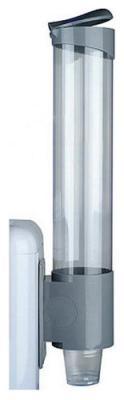 Стаканодержатель для кулера HotFrost 70 стаканов магнит серебряный цена и фото