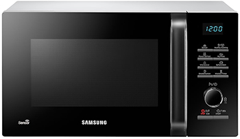цена Микроволновая печь - СВЧ Samsung MS 23 H 3115 FW онлайн в 2017 году