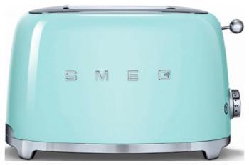 Тостер Smeg TSF 02 PGEU зелёный все цены