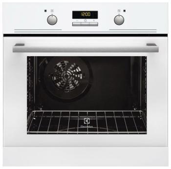 Встраиваемый электрический духовой шкаф Electrolux EZB 52410 AW встраиваемый холодильник electrolux ern 92201 aw белый