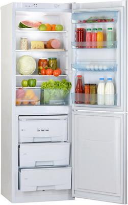 Двухкамерный холодильник Позис RK-139 белый цена