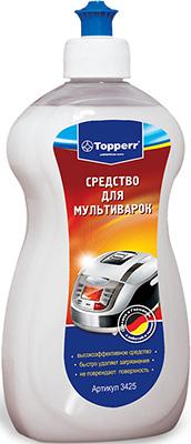 Средство для ухода за мультиварками Topperr 500 мл 3425 набор topperr для ухода за свч 2 предмета