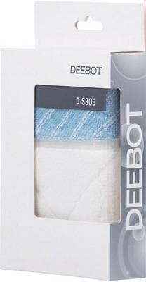 Фото - Набор насадок Ecovacs DEEBOT D-S 303 набор насадок deebot d s 303