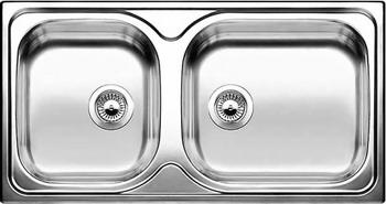Кухонная мойка Blanco TIPO XL 9 нерж. сталь полированная все цены