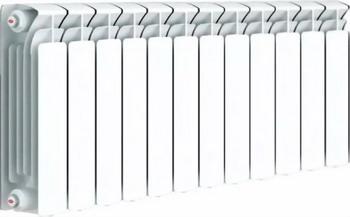 Водяной радиатор отопления RIFAR B 350 10 секц радиатор отопления kermi fko тип 11 0511 fk0110511