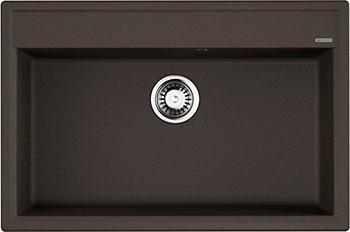 Кухонная мойка Omoikiri Daisen 77-DC Artgranit/темный Шоколад (4993629)