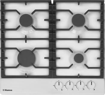 Встраиваемая газовая варочная панель Hansa BHGW 63030 цена и фото