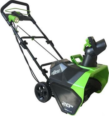 Снегоуборочная машина Greenworks 40 V G-MAX GD 40 ST 2600007