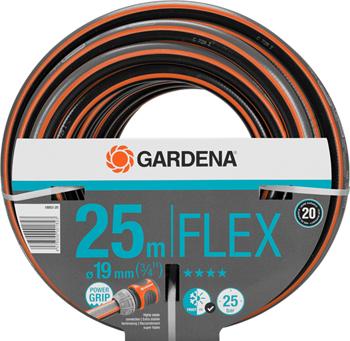 Шланг садовый Gardena FLEX 19 мм (3/4'') 25 м 18053-20