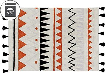 Ковер Lorena Canals Ацтекский Azteca Natura (терракотовый) 140*200 C-AZ-NTE-L