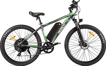 Велогибрид Eltreco XT 880 black 021593-2002 велосипед eltreco x4 electron bikes center motor 2017