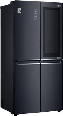 Многокамерный холодильник LG GC-Q 22 FTBKL черный цены