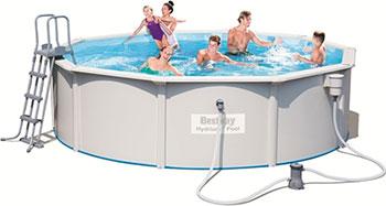 цена на Бассейн BestWay Hydrium Pool Set 460х120 17430 л 56382 BW