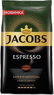 цена на Кофе зерновой Jacobs Espresso 1000г