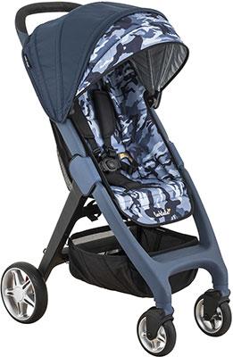 Коляска Larktale Chit Chat Stroller Longreef Navy LK 10005 коляски для новорожденных larktale