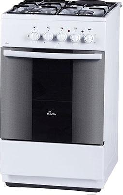 Комбинированная плита Flama RK 23-105 W белый