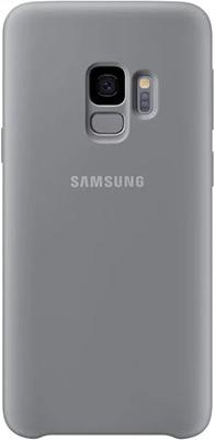 Чехол (клип-кейс) Samsung S9 (G 960) SiliconeCover gray EF-PG 960 TJEGRU