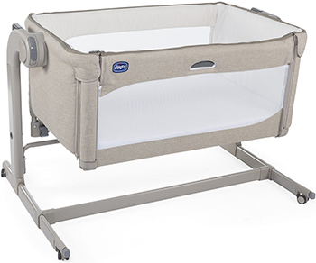 Детская кроватка Chicco Next2Me Magic (Sand)