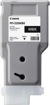 Картридж Canon PFI-320 2889 C 001 Матовый чёрный