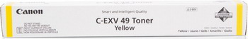 Тонер Canon C-EXV 49 Y 8527 B 002 Жёлтый