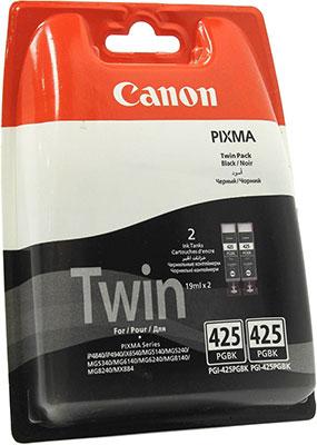 Картридж Canon PGI-425 Twin 4532 B 007 Чёрный