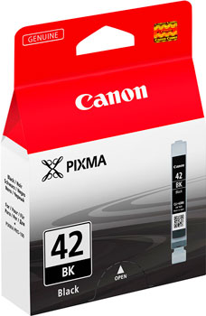 Картридж Canon CLI-42 BK 6384 B 001 Чёрный