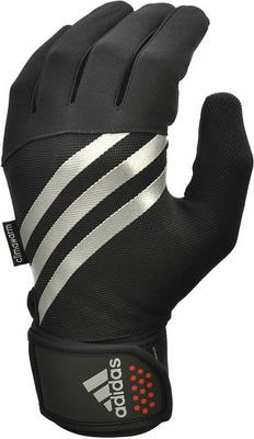 Перчатки Adidas M ADGB-12442RD перчатки park полиэстер полиуретан размер m