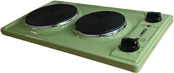 Настольная плита Reex CTE- 32d Gn зеленый