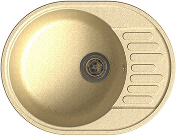Кухонная мойка Lex Orta 620 Ivory мойка lex orta 620 rule000026